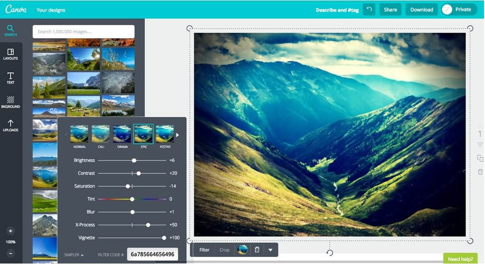Top 10 online tools to add vignette effects to photos