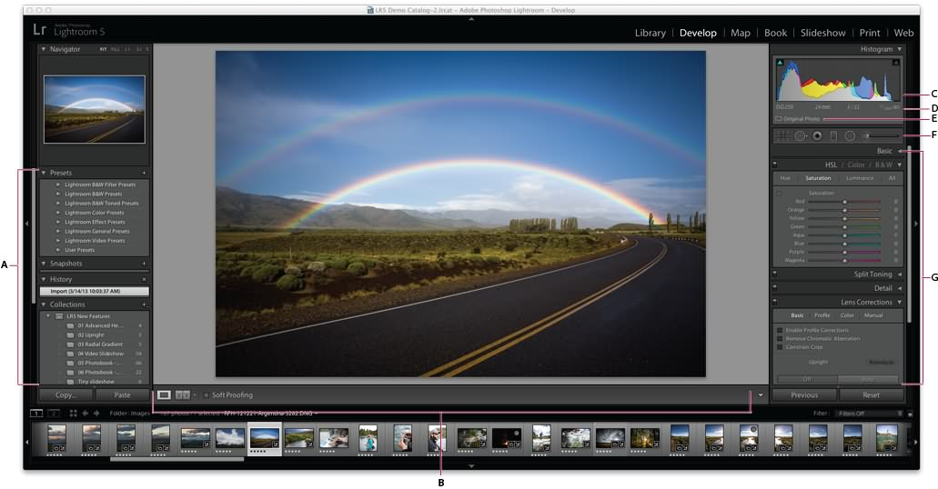 How To Easily Blur Photo Backgrounds In Lightroom Classic Cc