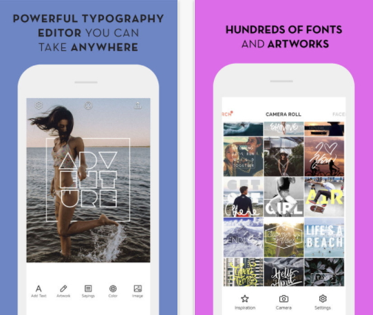 Adding Text to Photos on iPhone: Top 10 iOS Apps for Adding Text to