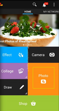 Add Background to Photos - Install PicsArt on Your Device
