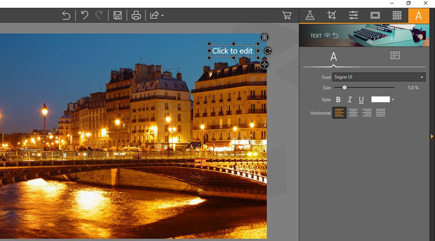 Add Watermark to Photos - Add Watermark to Image