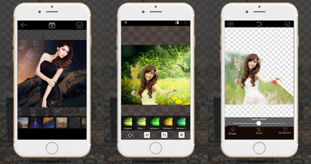 How to Use Photo Background Changer App to Take Out Photo