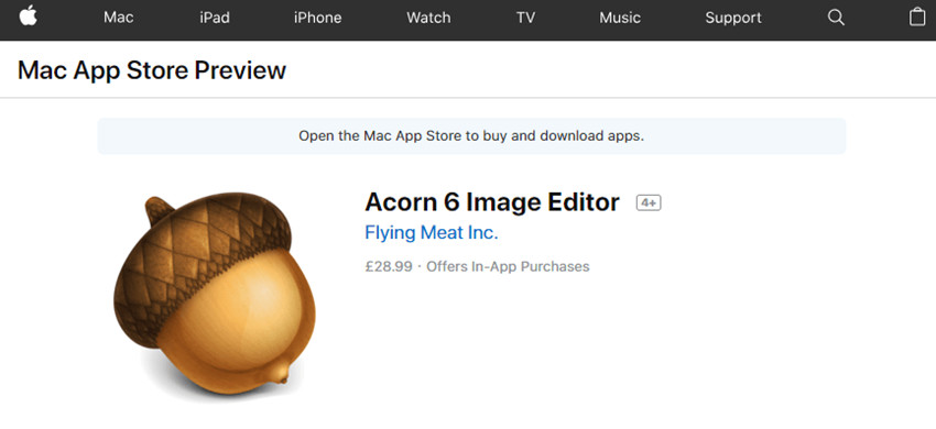Change Background of Image - Acorn6 Image Editor