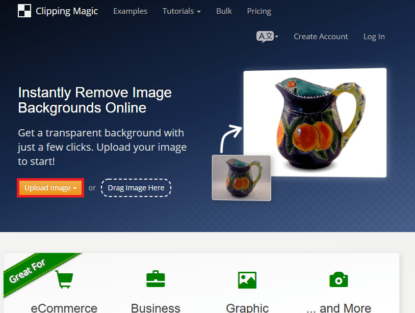 Change Background of Photo in Photoshop Online - Visit Clipping Magic with Your Browser