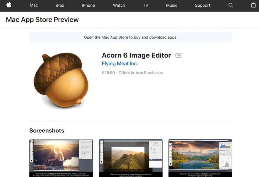 Changer Photo Background in Photoshop - Acorn6 Image Editor