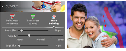 Change Photo Background with Helpful Methods - Erase Painting
