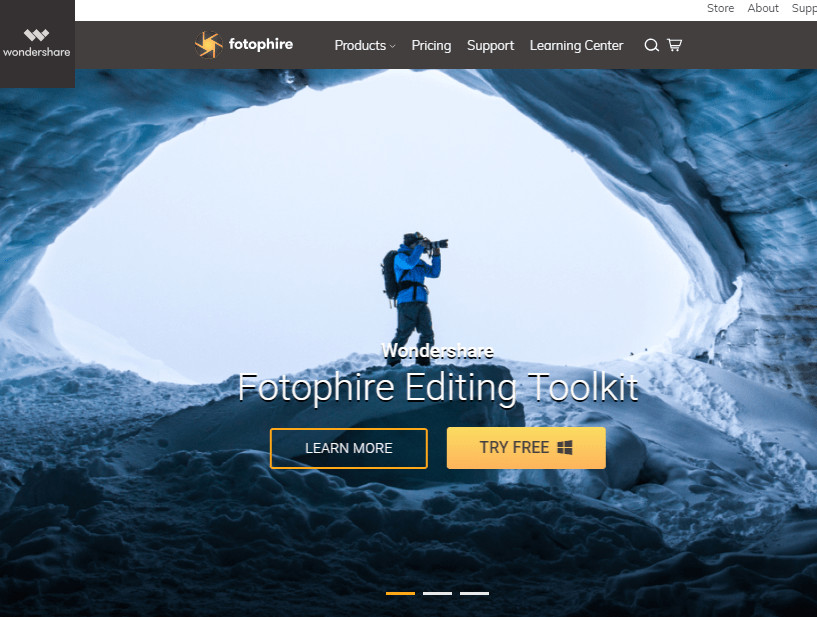Change Background of Images - Download and Install Fotophire Editing Toolkit