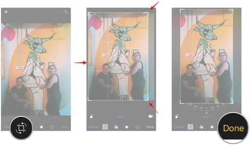 All Ways to Crop Images - Crop Images on iPhone and iPad