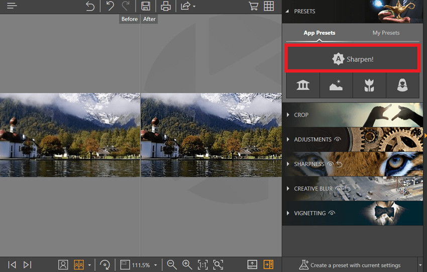 How to Fix Grainy or Fuzzy Photos - Sharpen Images