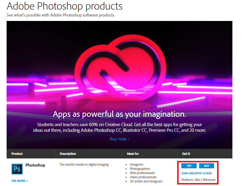 How to Fix Grainy or Fuzzy Photos - Launch Adobe Photoshop CC
