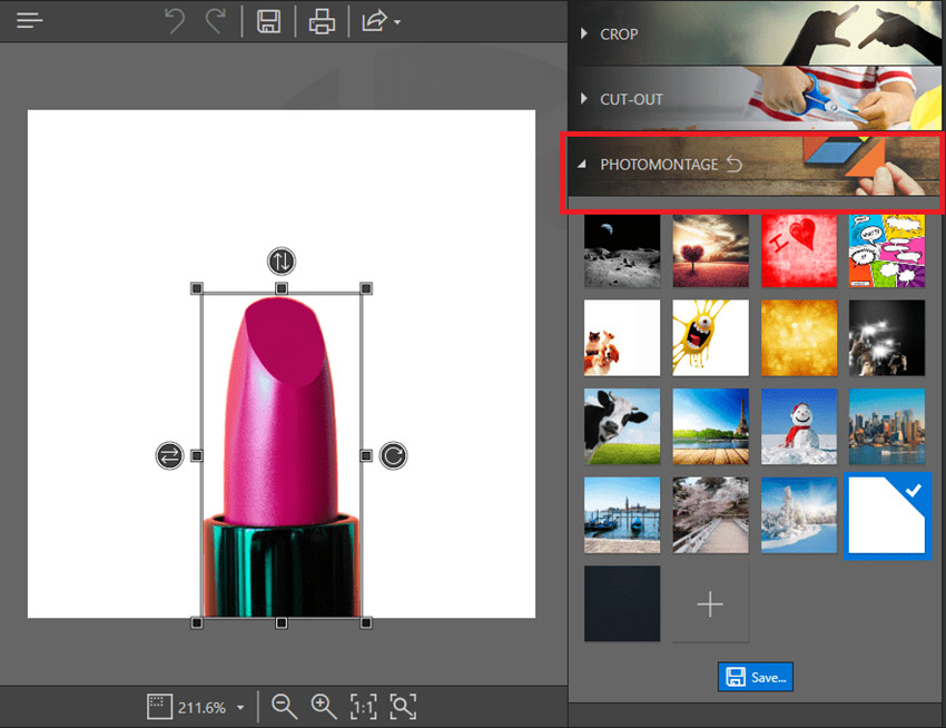 How to Edit Photo Background without Losing Quality - Photomontage