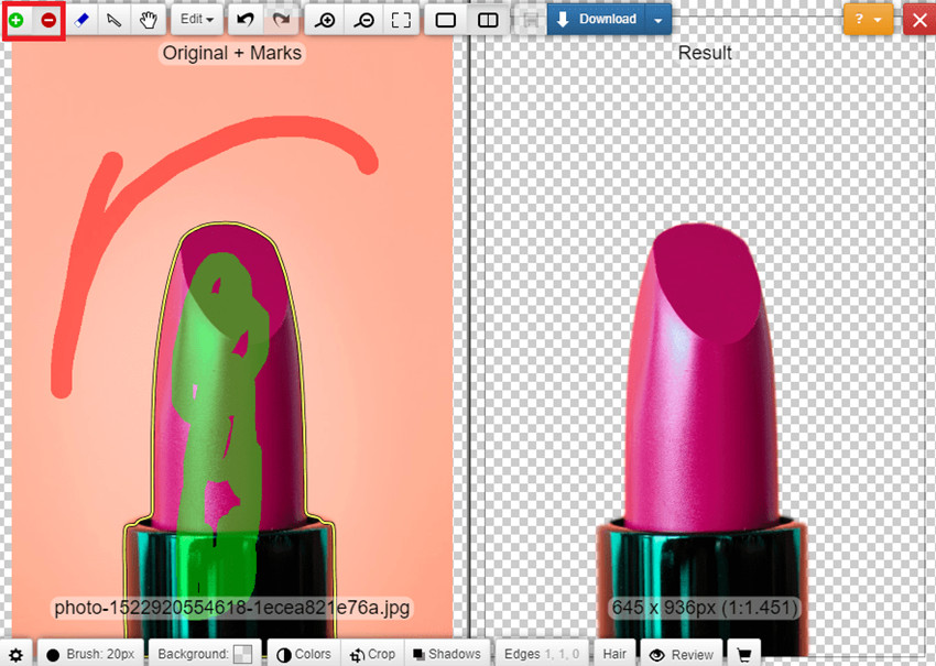 How to Edit Photo Background without Losing Quality - Remove Background