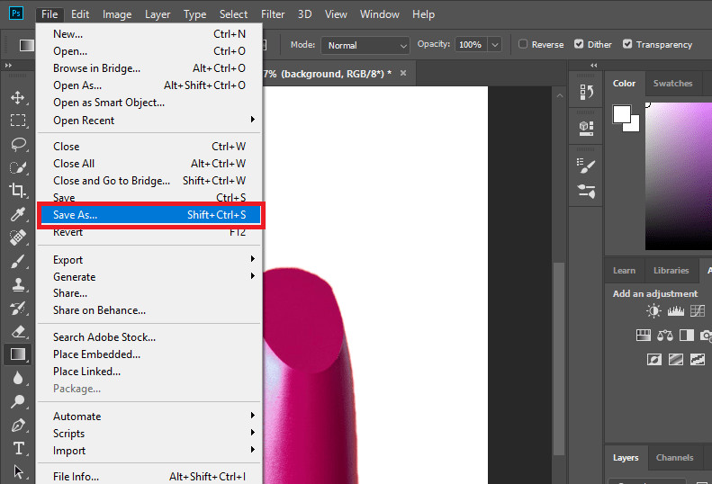 How to Edit Photo Background without Losing Quality -
