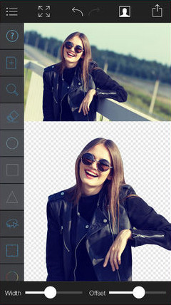 Remove Background from Image - Background Eraser Pic Editor