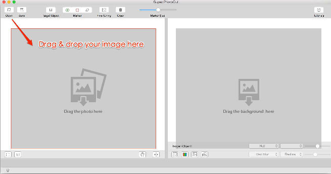 Remove Background from Image - Import Image into Software