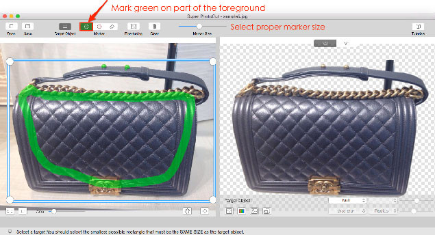 Remove Background from Image - Select the Object You Want to Keep