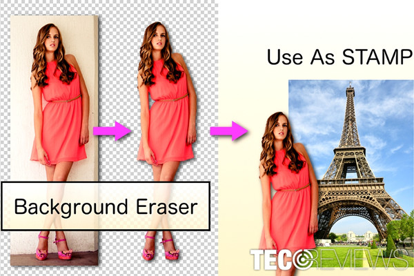 Remove White Background from Image - Background Eraser