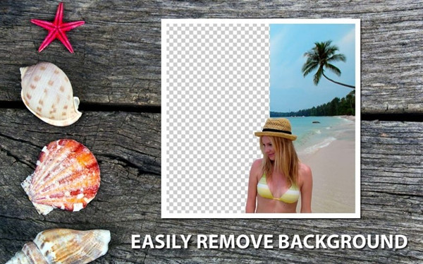 Remove White Background from Image - PhotoScissors