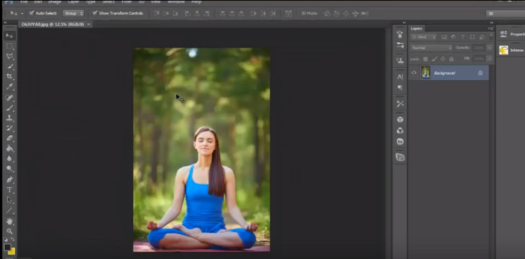 Remove White Background from Image - Import Image into Program