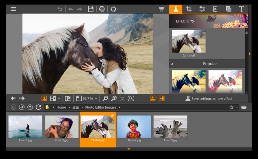 Windows Photo Editor - Wondershare Fotophire Editing Toolkit