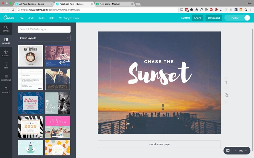 Windows Photo Editor - Canva