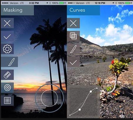 Filter Camera App - Filterstorm Neue