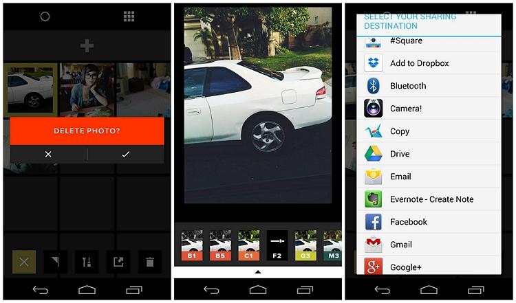 Filter Camera App - VSCO