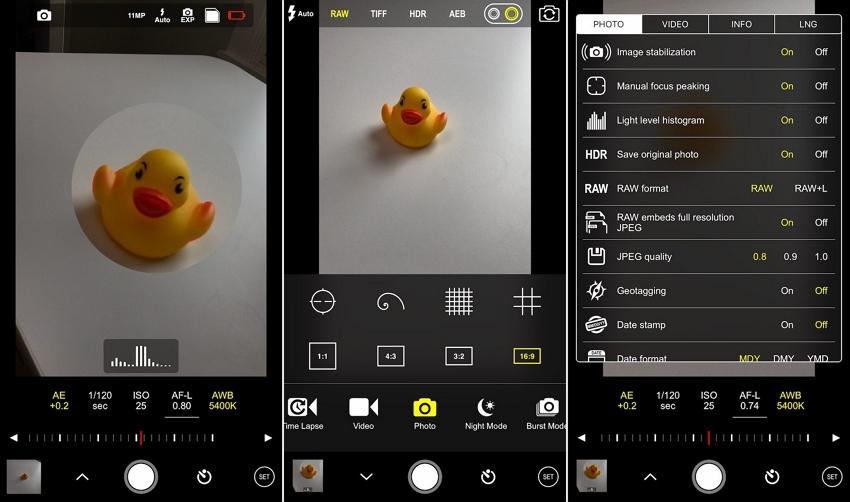 Best Selfie Camera App - ProCamera