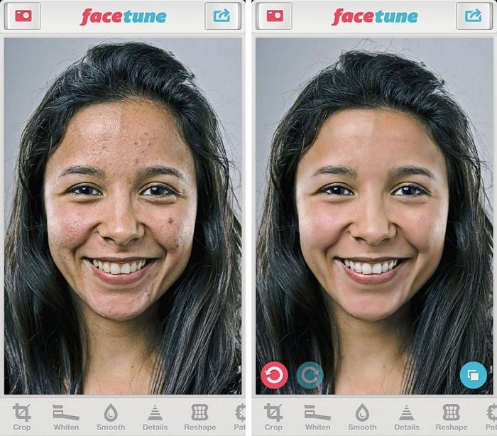 Best Selfie Camera App - Selfie Editor-face tune photo
