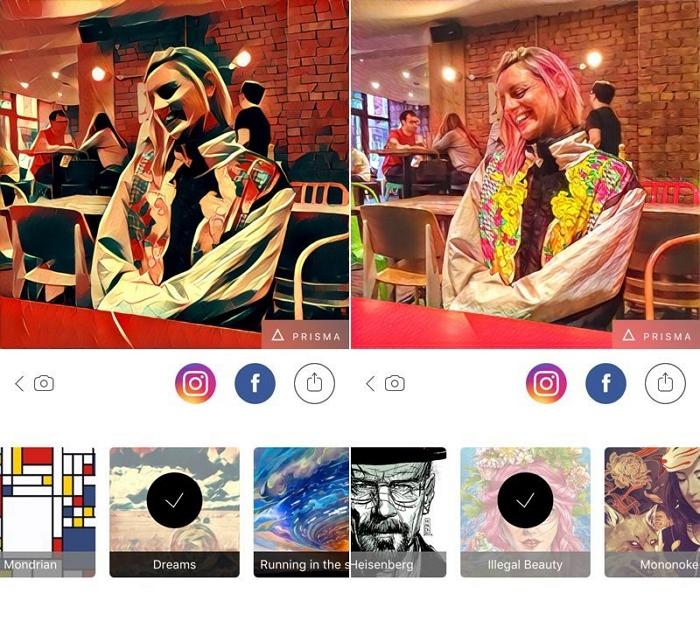 Best Selfie Camera App - Prisma Photo Editor