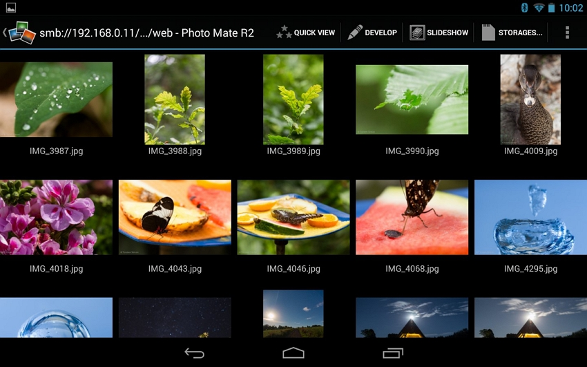 Android Raw Photo Editor - Photo Mate