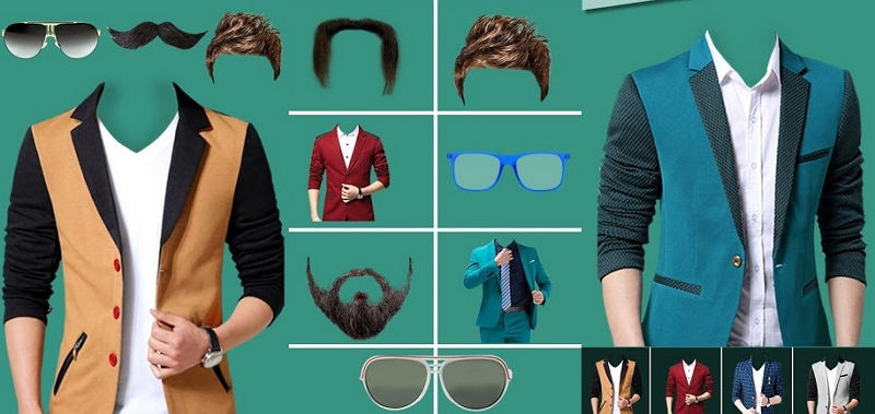 Man Suit Photo Editor for PC - Casual  Man Suit Photo Editor 2018 on PC/Mac