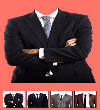 Man Suit Photo Editor for PC - Men Fashion Photo Suit