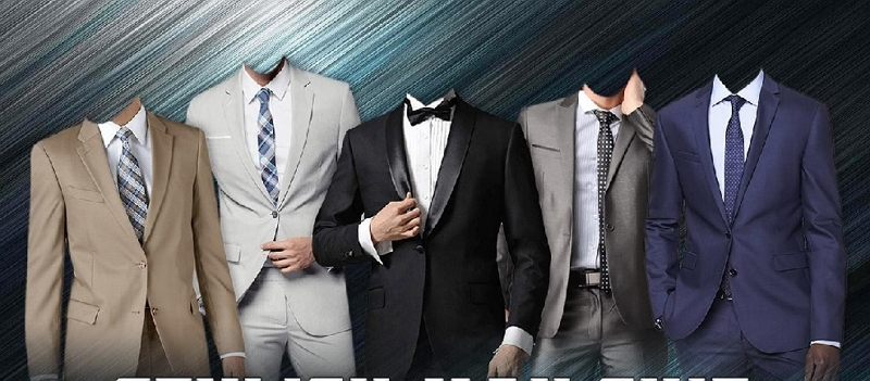 Man Suit Photo Editor for PC - Stylish Man Photo Suit