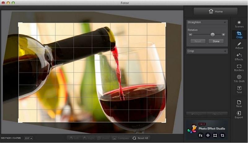 Dslr Photo Editor App -  Fotor Photo Editor
