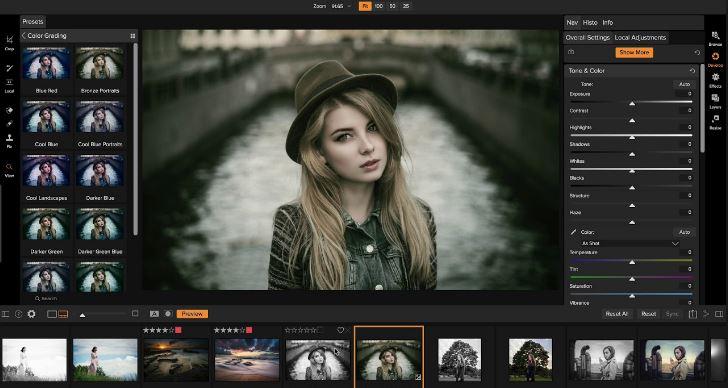 Photo Editor for PC - ON 1 Photo Raw 2018