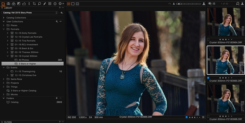 Dslr Photo Editing Software - Capture One