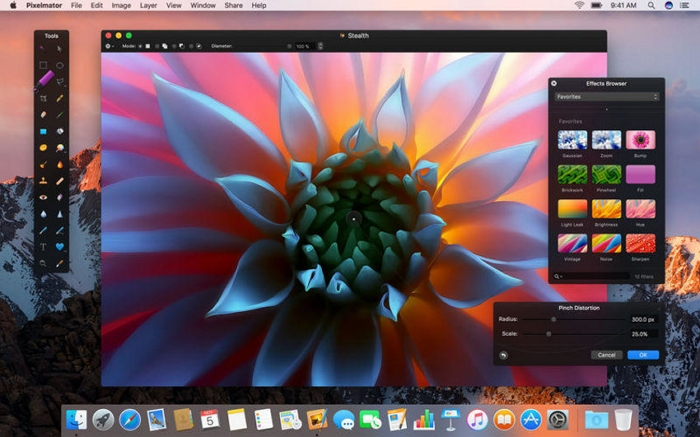 Macbook Photo Editor - Pixelmator