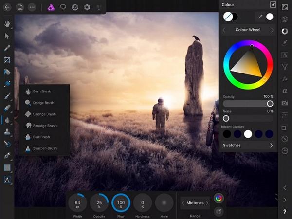 Macbook Photo Editor- Affinity Photo