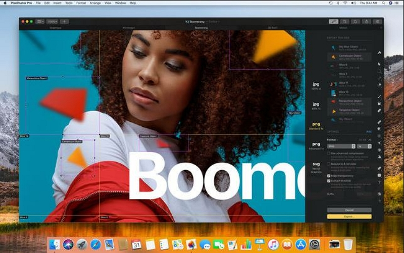 Mac Photo Editor - Pixelmator Pro