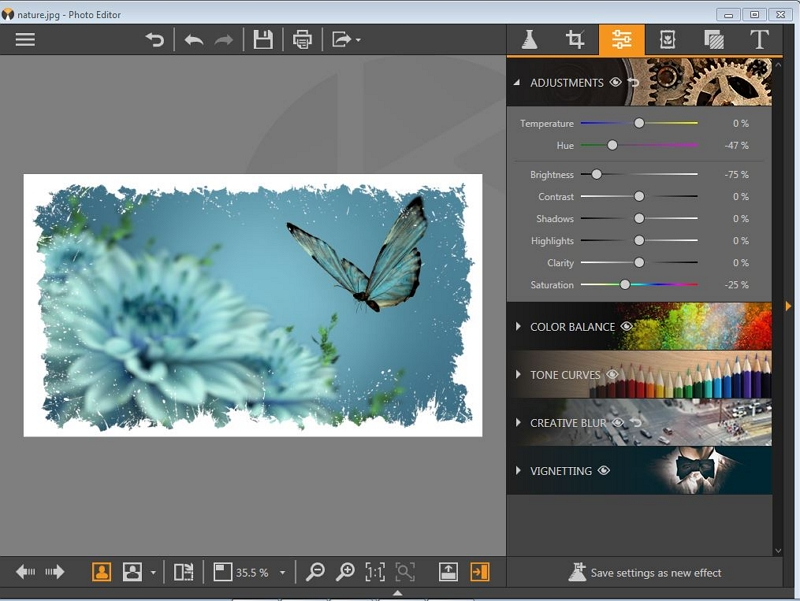 How To Use The Free Picasa Photo Editor For Windows7