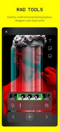Best Photo Editor for Iphone-  Glitché