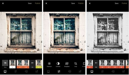 Best Photo Editor for Iphone- VSCO
