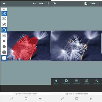 BLur Frame Photo Editor - After Focus
