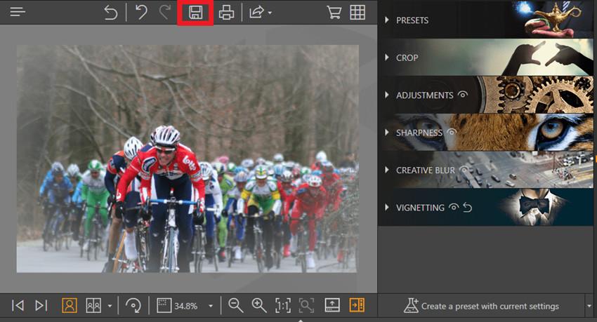 BLur Frame Photo Editor - Creative Blur
