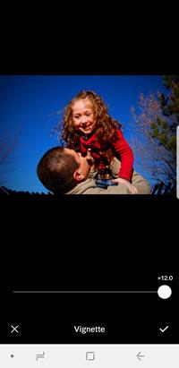 BLur Frame Photo Editor - VSCO