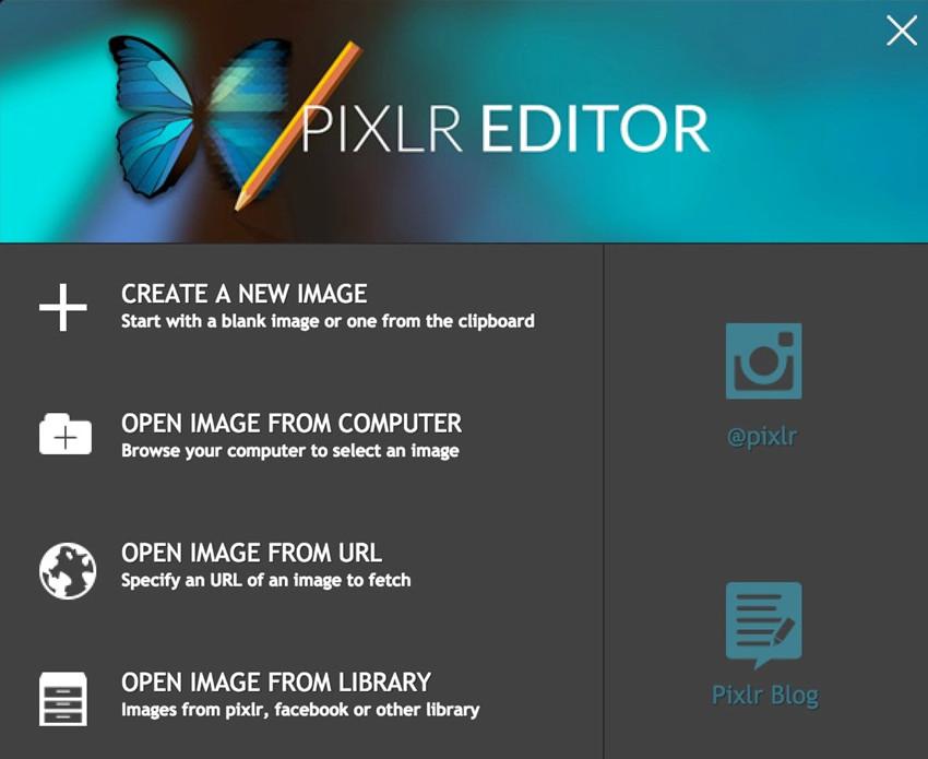 Helpful Blur Photo Editor - Pixlr Editor Online