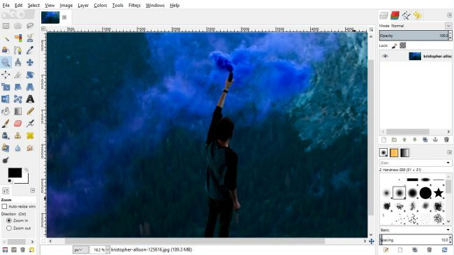 Most Helpful Blurry Photo Fixers - GIMP