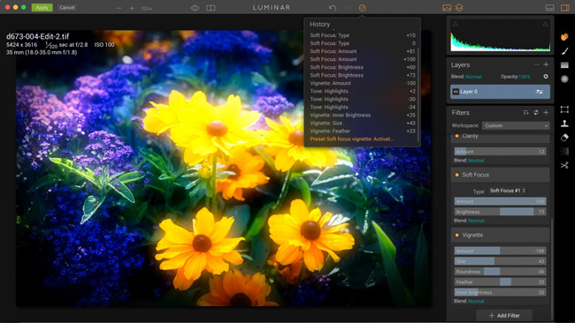 Camera Photo Editors for Photographers - MacPhun Luminar