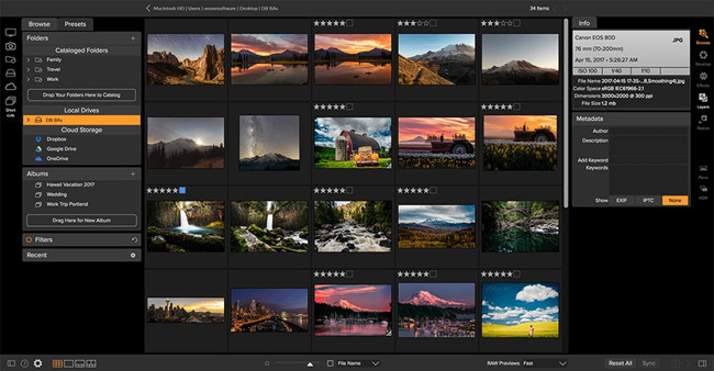 Camera Photo Editors for Photographers - ON1 Photo Raw